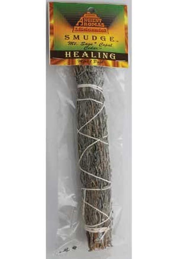 フォルダマッシュクランプHealing Smudge Stick 5