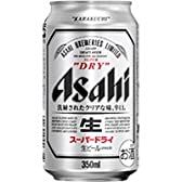 アサヒ スーパードライ 350ML 1缶