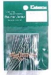 ■【KOBARU/こばる】1/4Wカーボン抵抗 1KΩ(ME-08)meister series/マイスターシリーズ『お届まで3~4週間』110212