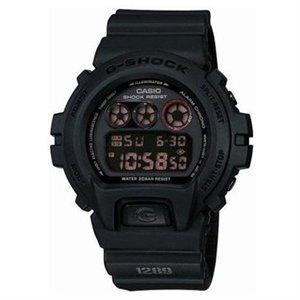 カシオ 腕時計 G-SHOCK Gショック MAT BLACK RED EYE DW-6900MS-1DR ブラック●並行輸入商品● [時計] [時計]