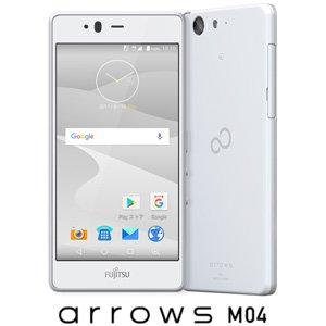 arrows M04 SIMフリー