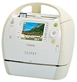 Canon コンパクトフォトプリンタ SELPHY ES40
