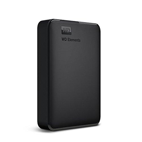 WD HDD ポータブルハードディスク 2TB WD Elem...