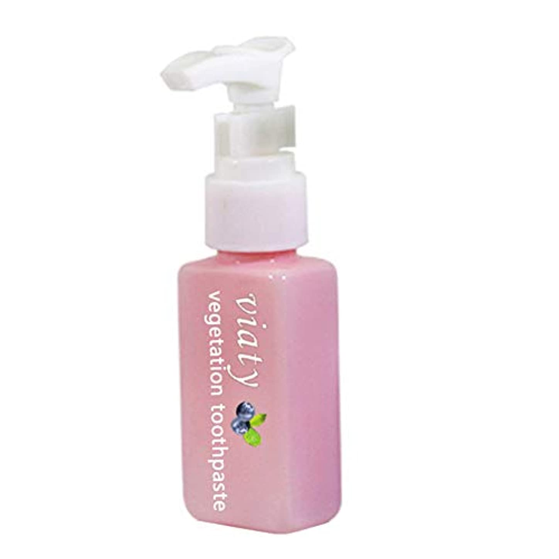 トラクター脚本カウンタJanusSaja歯磨き粉アンチブリードガムプレスタイプ新鮮な歯磨き粉を白くする汚れ除去剤