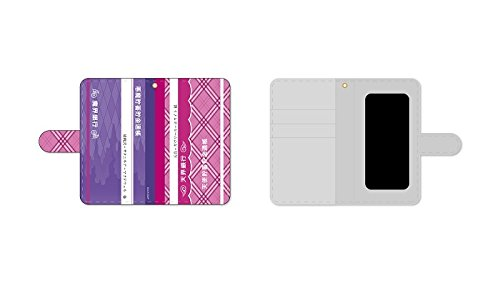 Gavelyldropout Heaven Hell bank passbook type smart phone case
