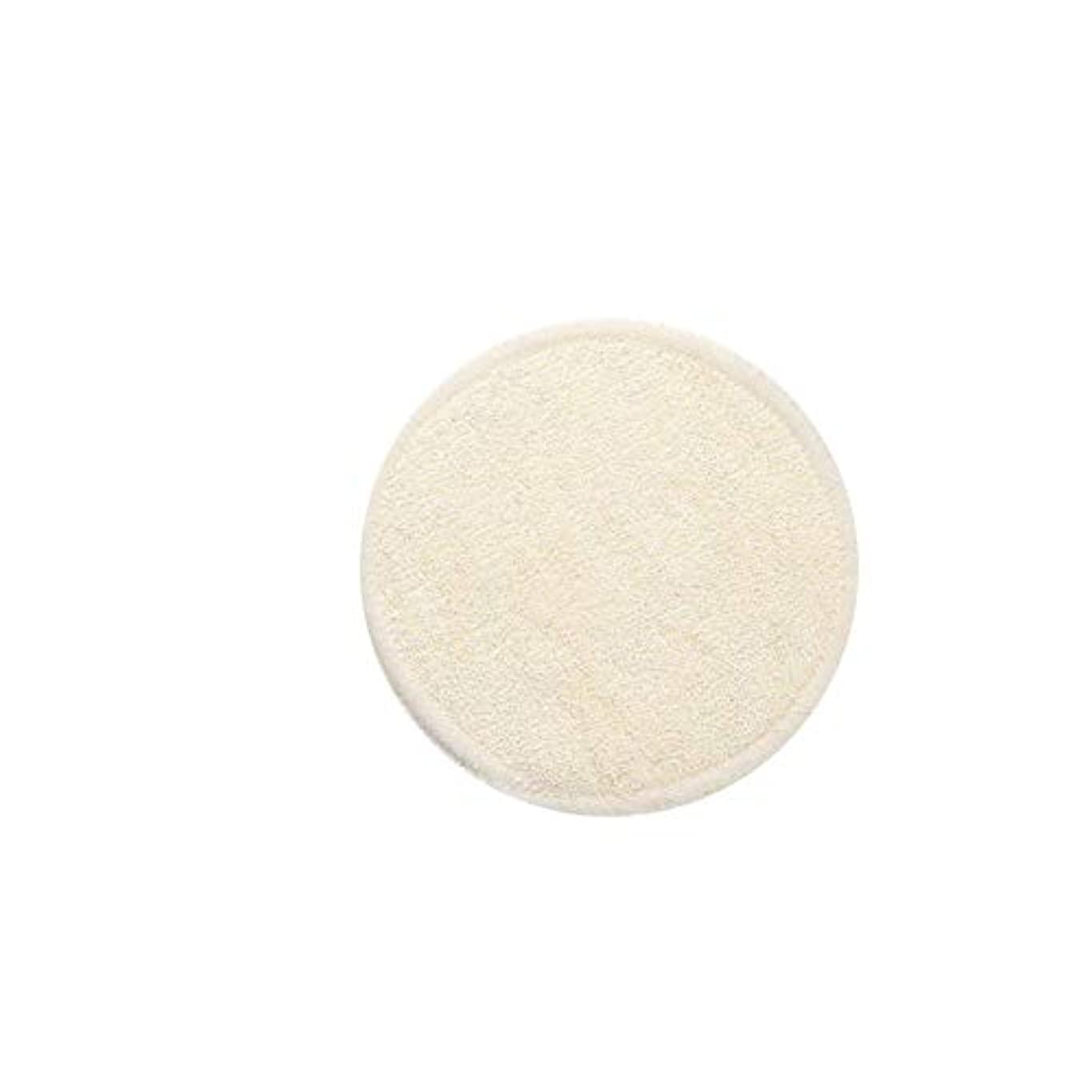 要件輝く誇張するコットンシート除去白色ユビキタスオーガニックコットン綿再利用可能なワイピング面を意味10綿竹
