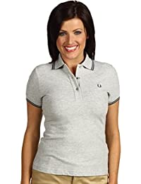 [フレッドペリー] ポロシャツ Twin Tipped Fred Perry Shirt G12