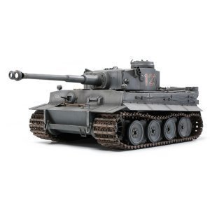 1/25 デラックス戦車シリーズ 1/25 ドイツ 重戦車 タイガーI型 ディスプレイ 30611