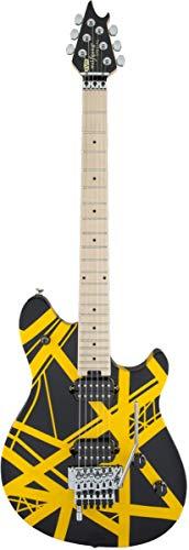 【アウトレット】EVH/Wolfgang Special Black with Yellow Stripes