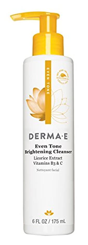 Derma E Even Tone Brightening Cleanser 175ml/6oz並行輸入品