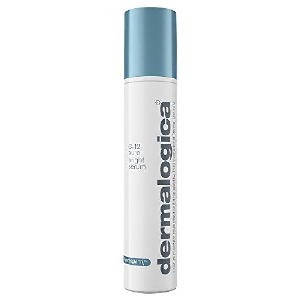 失態指紋指令ダーマロジカPowerbright Trx?C-12純粋な明るい血清50ミリリットル (Dermalogica) (x6) - Dermalogica PowerBright TRx? C-12 Pure Bright Serum 50ml (Pack of 6) [並行輸入品]