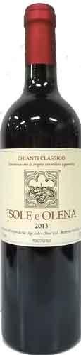 イゾレ・エ・オレーナ キャンティ・クラシコ イタリア産赤ワイン Isole e Olena