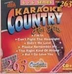 Karaoke: Hot Country Hits 540