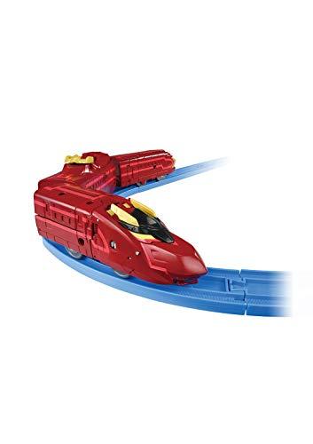 プラレール 新幹線変形ロボ シンカリオン DXS13 ブラックシンンカリオン紅