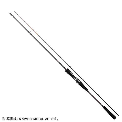 ダイワ(Daiwa) タイラバロッド ベイト 紅牙 AIR N70HB-METAL AP 釣り竿