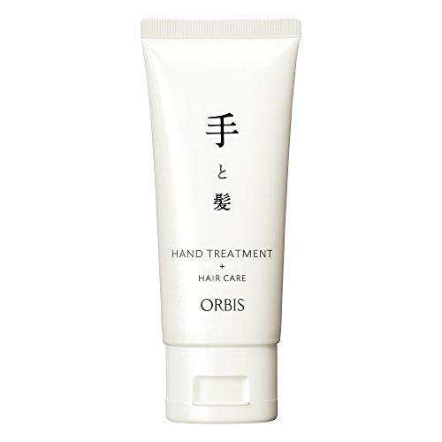 オルビス(ORBIS) 手と髪 ―髪にも使えるハンドトリート...