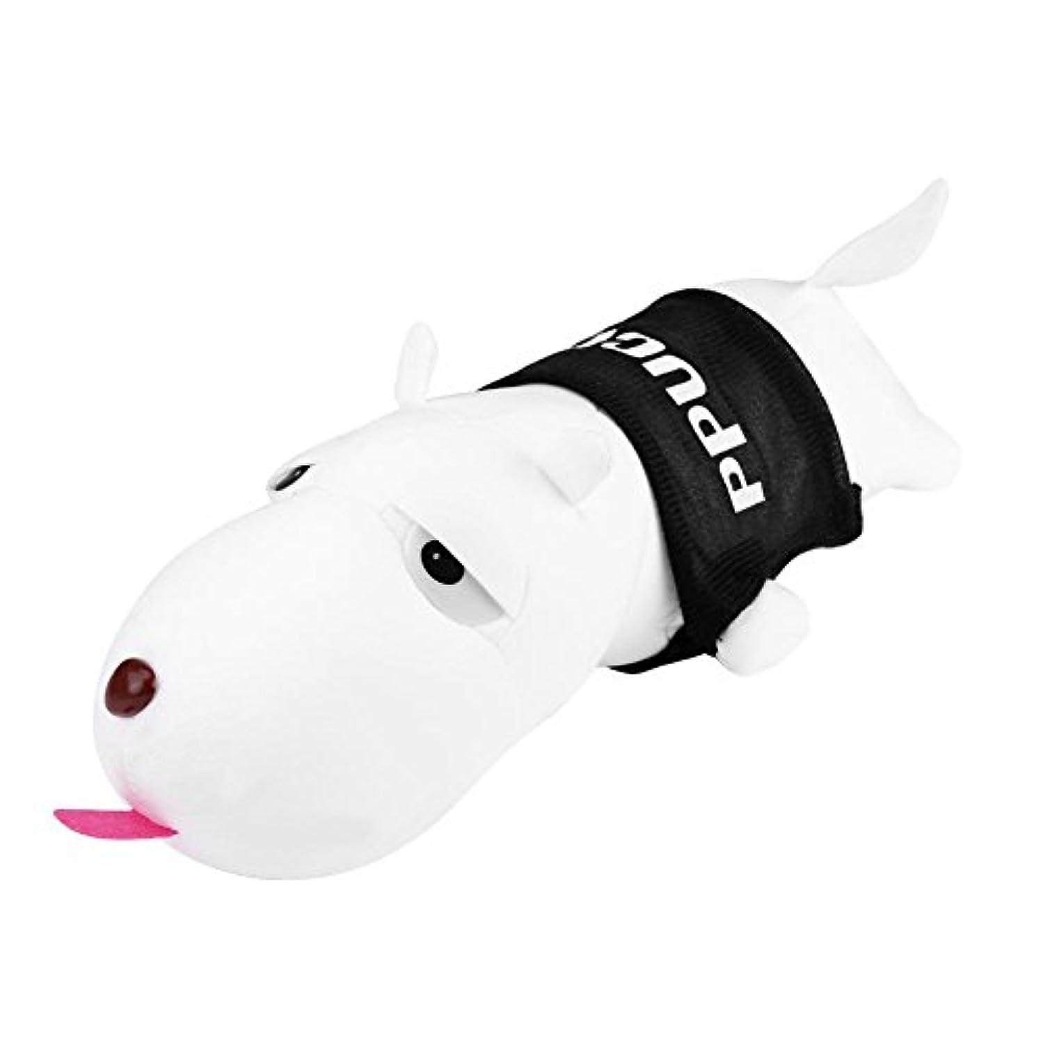 サイクロプス抑止するダイジェスト竹炭バッグ - Dewin 消臭 バッグ、犬の形、車内 飾り、玄関、室内、活性炭 消臭、脱臭、調湿、可愛い (黒)