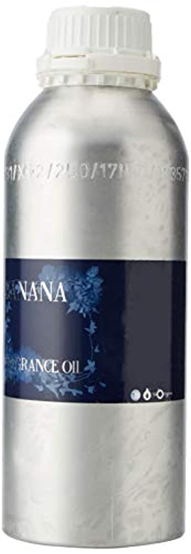 処理食物ミネラルMystic Moments | Banana Fragrance Oil - 1Kg