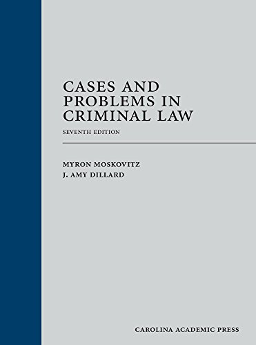 Download Cases and Problems in Criminal Law 1531001947