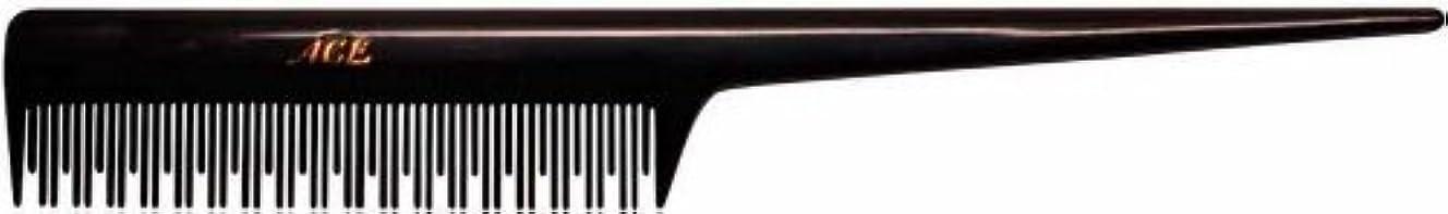 うんざり証拠テロリストGoody Ace Comb, Curl/Teasing, Black [並行輸入品]