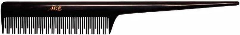 阻害する別の村Goody Ace Comb, Curl/Teasing, Black [並行輸入品]
