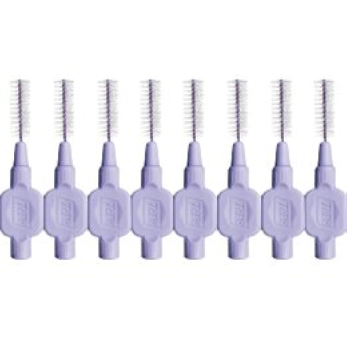 タクト良心リムテペ エクストラソフト 歯間ブラシ 8本入 パープル 1.1mm