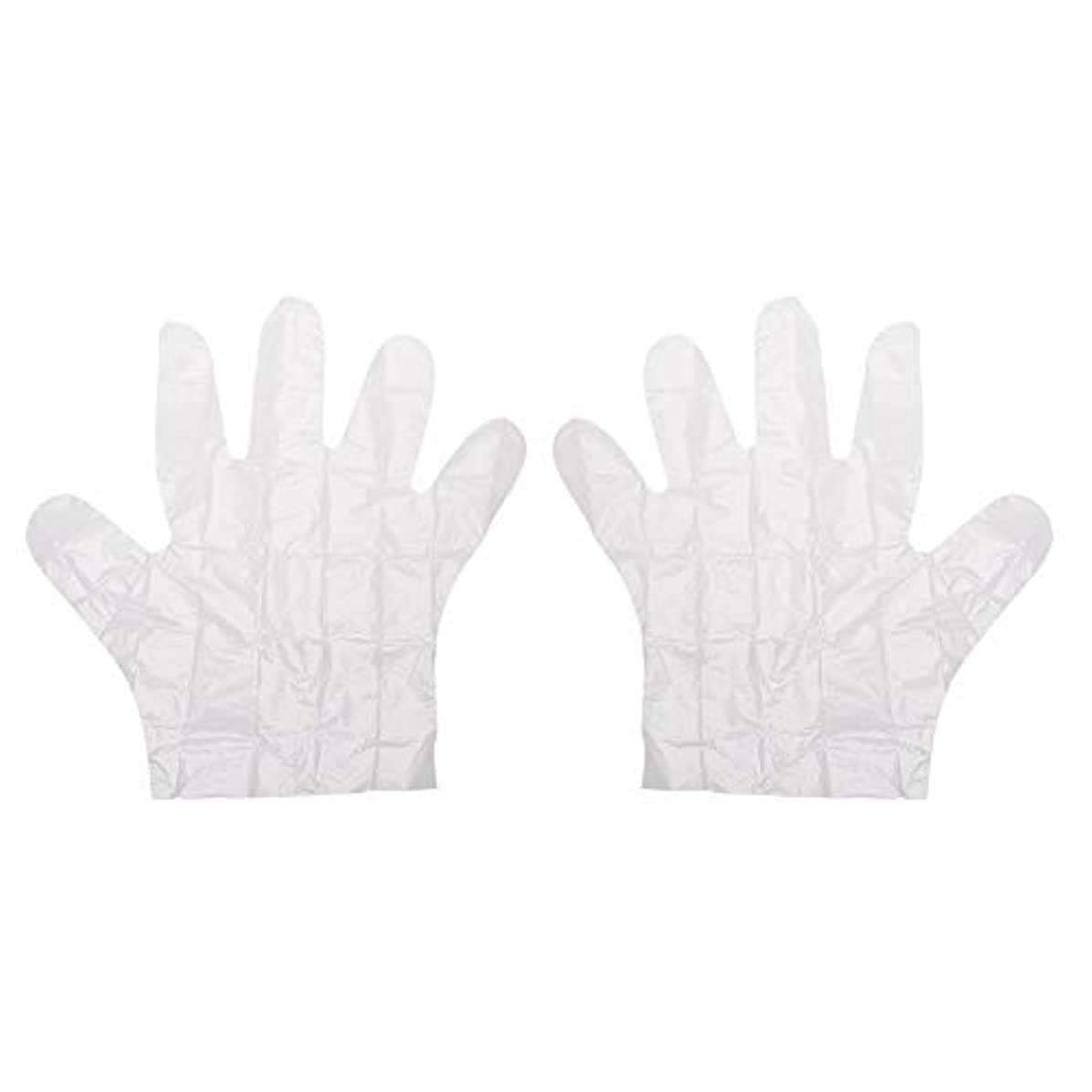 ペダル同性愛者不機嫌WISTOMJP 200枚 子供用手袋使い捨て 使い捨て手袋 キッズ専用透明 手袋
