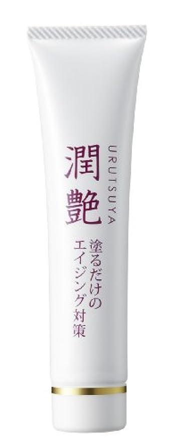 コンパイル地雷原ワイド潤艶 ( うるつや ) ケフィア ハンド 美容 ジェル 40g