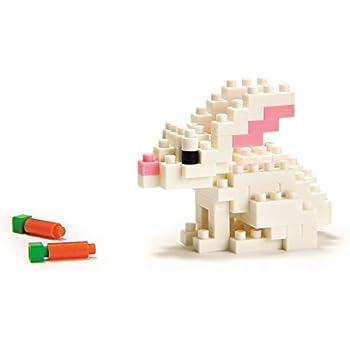 ナノブロック コレクション ウサギ