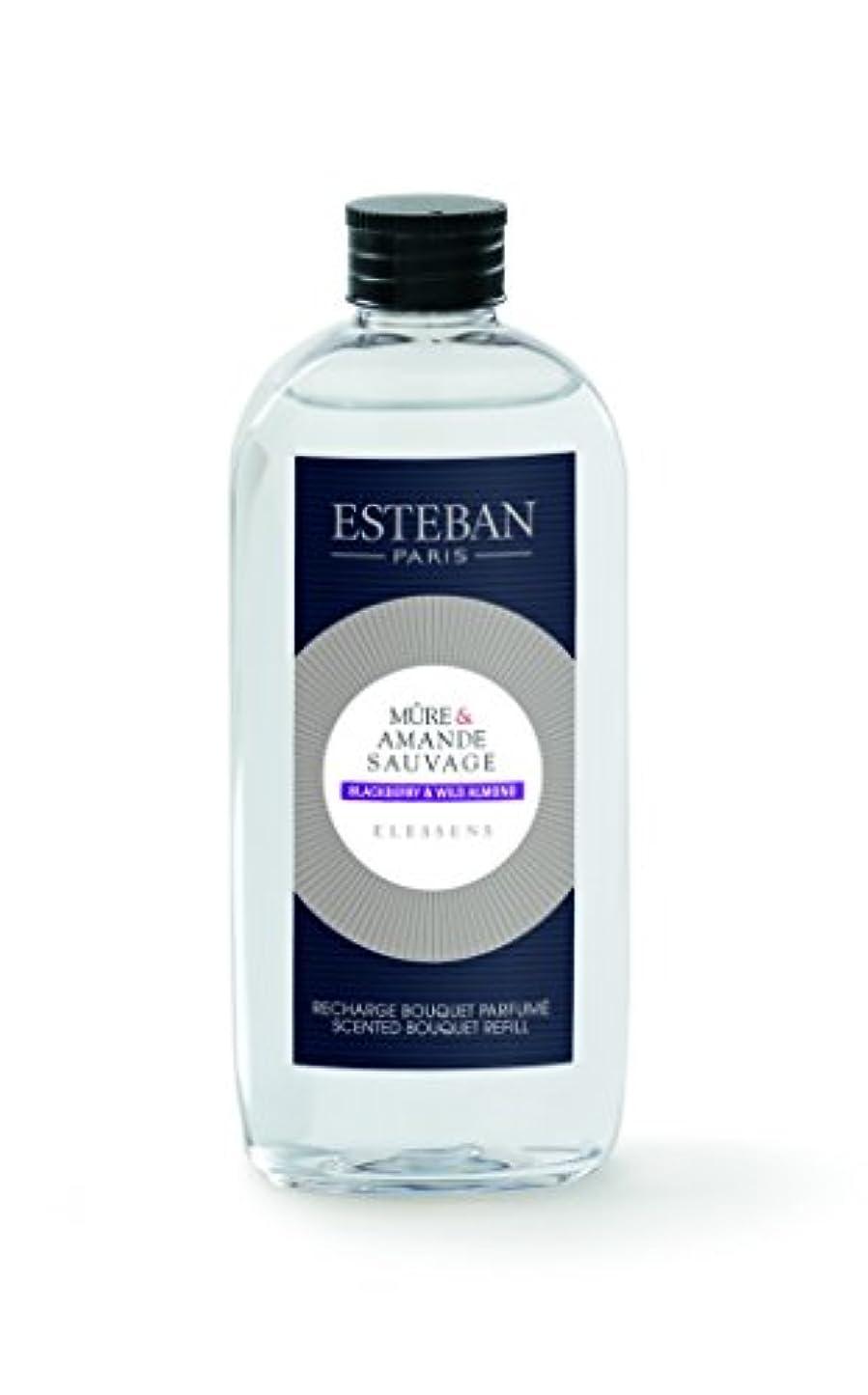 効果的にシャワー粘土エステバン エレッセンス マルベリー&アーモンド フレグランスリフィル 150ml