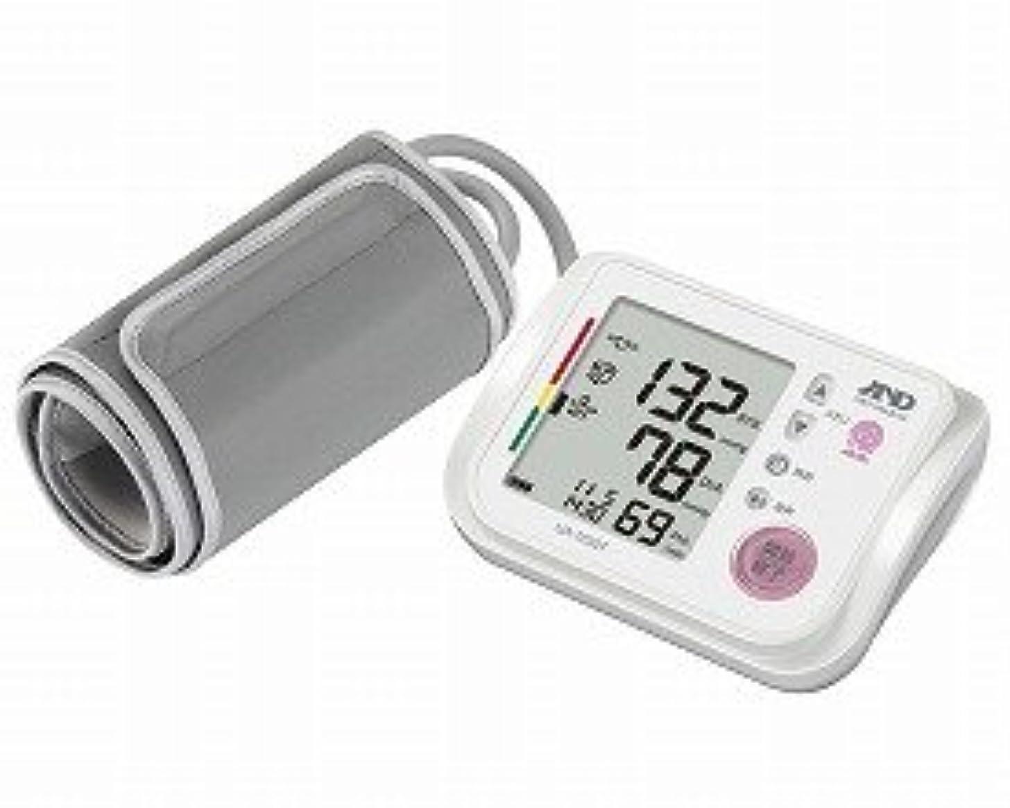 謎めいたマージ決定音声付血圧計(UA-1030T)