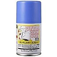 GSIクレオス ガンダムカラースプレー MSライトブルー ガンプラ専用色 スプレー塗料 SG14