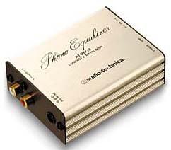audio-technica フォノイコライザー AT-PEQ3