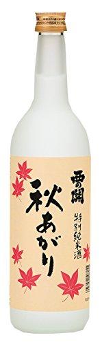 萱島酒造 西の関 特別純米酒 紅葉秋あがり 720ml [大分県]