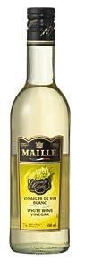 MAILLE 白ワインビネガー500ml