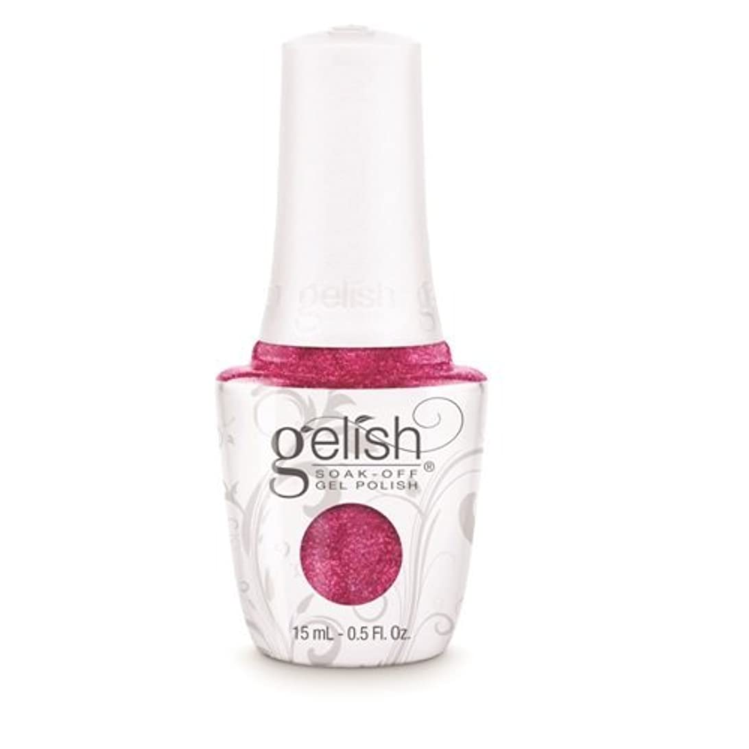 教義電気的突破口Harmony Gelish - High Voltage - 0.5oz / 15ml