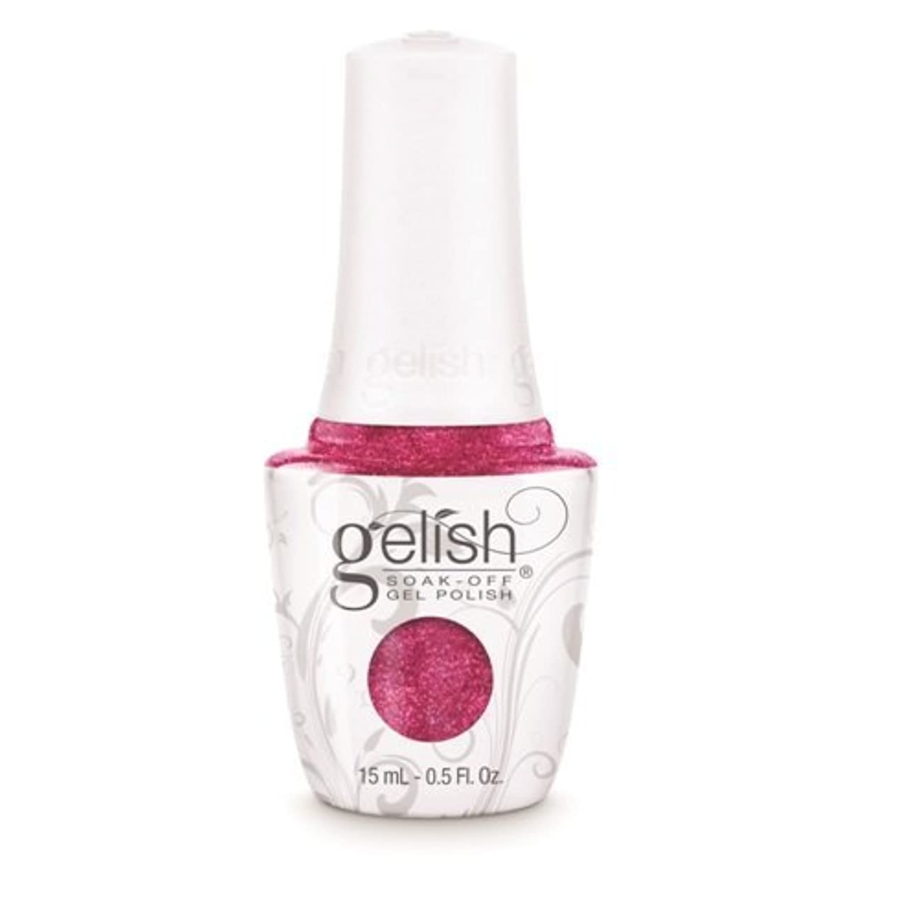 オーバーヘッド主導権砲兵Harmony Gelish - High Voltage - 0.5oz / 15ml