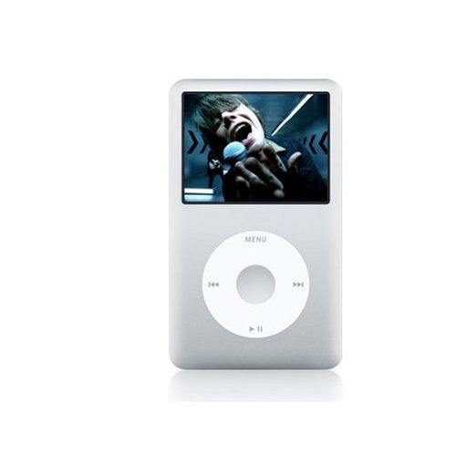 Apple iPod classic 80GB シルバー MB029J/Aの詳細を見る