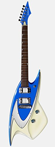 Backlund Guitars by Eastwood Guitars Backlund Model 400 Metallic Blue (バックランド・ギターズ by イーストウッドギターズ )