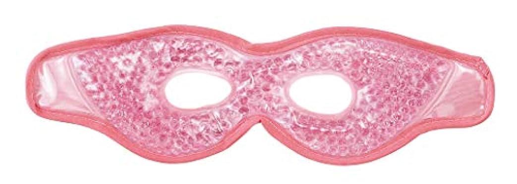 是正雄弁家咲くリラクゼーション HOT&COOL アクアバブル ビューティーアイマスク ピンク RX18-AQ-PK