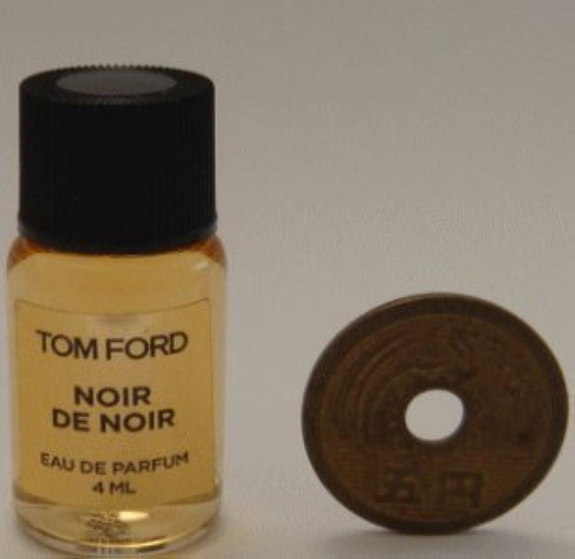 難しい肘掛け椅子最愛のTom Ford Private Blend 'Noir de Noir' (トムフォード プライベートブレンド ノアーデノアー) 4ml EDP ミニボトル (手詰めサンプル)