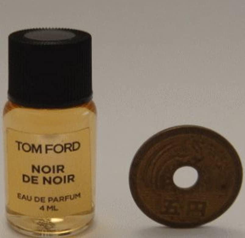 哺乳類価格ボルトTom Ford Private Blend 'Noir de Noir' (トムフォード プライベートブレンド ノアーデノアー) 4ml EDP ミニボトル (手詰めサンプル)