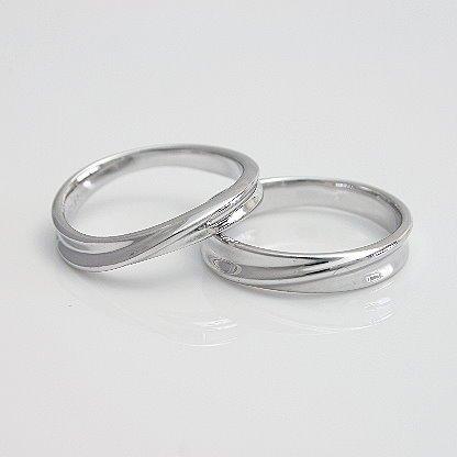 [ココカル]cococaru ペアリング シルバー リング Silver マリッジリング 2本セット 結婚指輪 日本製