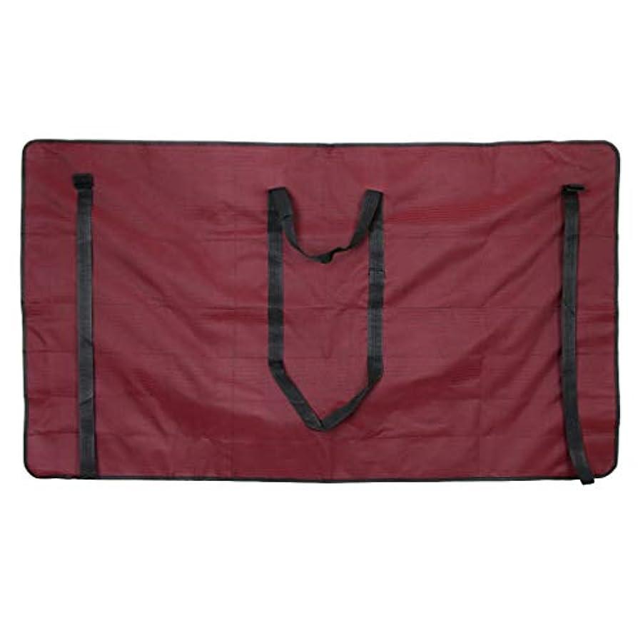 音楽影響不適B Blesiya タックルバッグ 釣り竿バッグ ロッドケース 釣具 収納袋 大容量 耐久性 防水