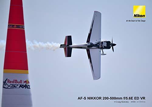 『Nikon 望遠ズームレンズ AF-S NIKKOR 200-500mm f/5.6E ED VR』の5枚目の画像