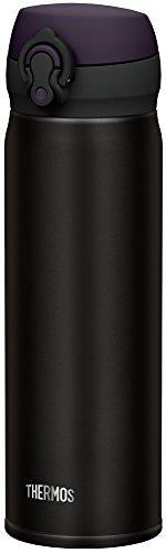サーモス 水筒 真空断熱ケータイマグ 【ワンタッチオープンタイプ】 500ml オールブラック JNL-502 ALB