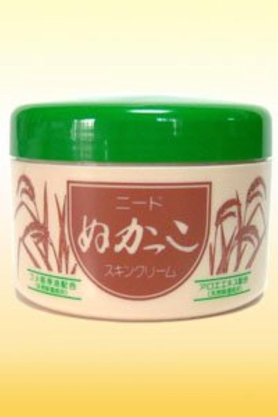 バクテリア有毒な封筒【田中善】ニードヌカッコ スキンクリーム 162g