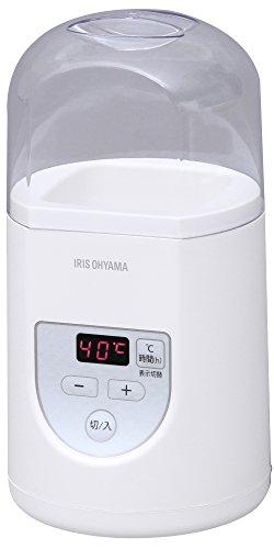 アイリスオーヤマ ヨーグルトメーカー プレミアム 温度調節機能...