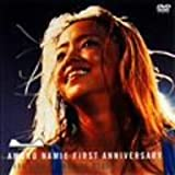 AMURO NAMIE FIRST ANNIVERSARY 1996 LIVE AT MARINE STADIUM [DVD]