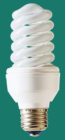 パナソニック パルックボール スパイラル D25形 電球100形タイプ ナチュラル色 EFD25EN22